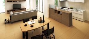 住宅リフォーム LDK2